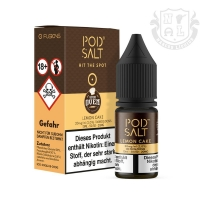 "Lemon Cake ""Pod Salt Fusion Liquid"" 10ml"