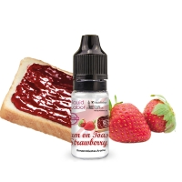 Jam on Toast Strawberry - Liquidlabor Aroma 10ml