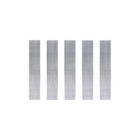 5x Meshstreifen 100 NiCr80/20 MTL  - 4x20mm