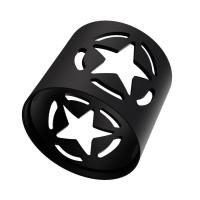 Simurg Tank Shield Star PVD Black