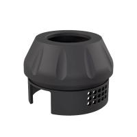 Simurg DL Top Cap - PVD Black