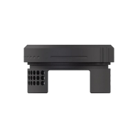 Simurg Flat Cap V2 810 DL - PVD Black
