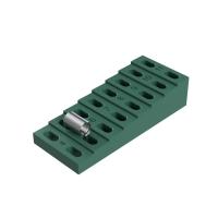 5x Meshstreifen 100 NiCr80/20 MTL  - 4x51mm