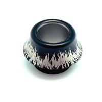 Simurg DL Drip Tip V1.5 810 Flame Edition Black